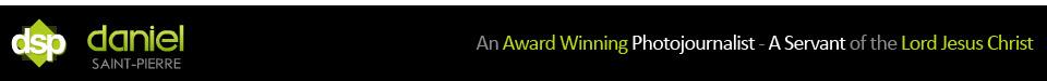 Professional Tampa Photographer Daniel St.Pierre - Award Winning Photojournalism since 1995